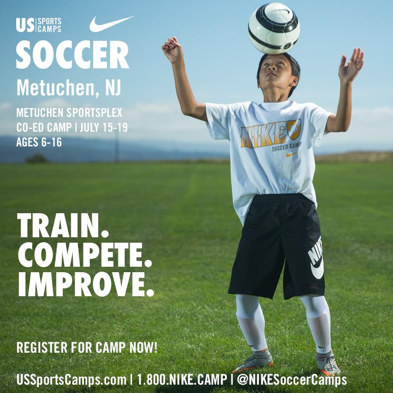 Nike Soccer Camp