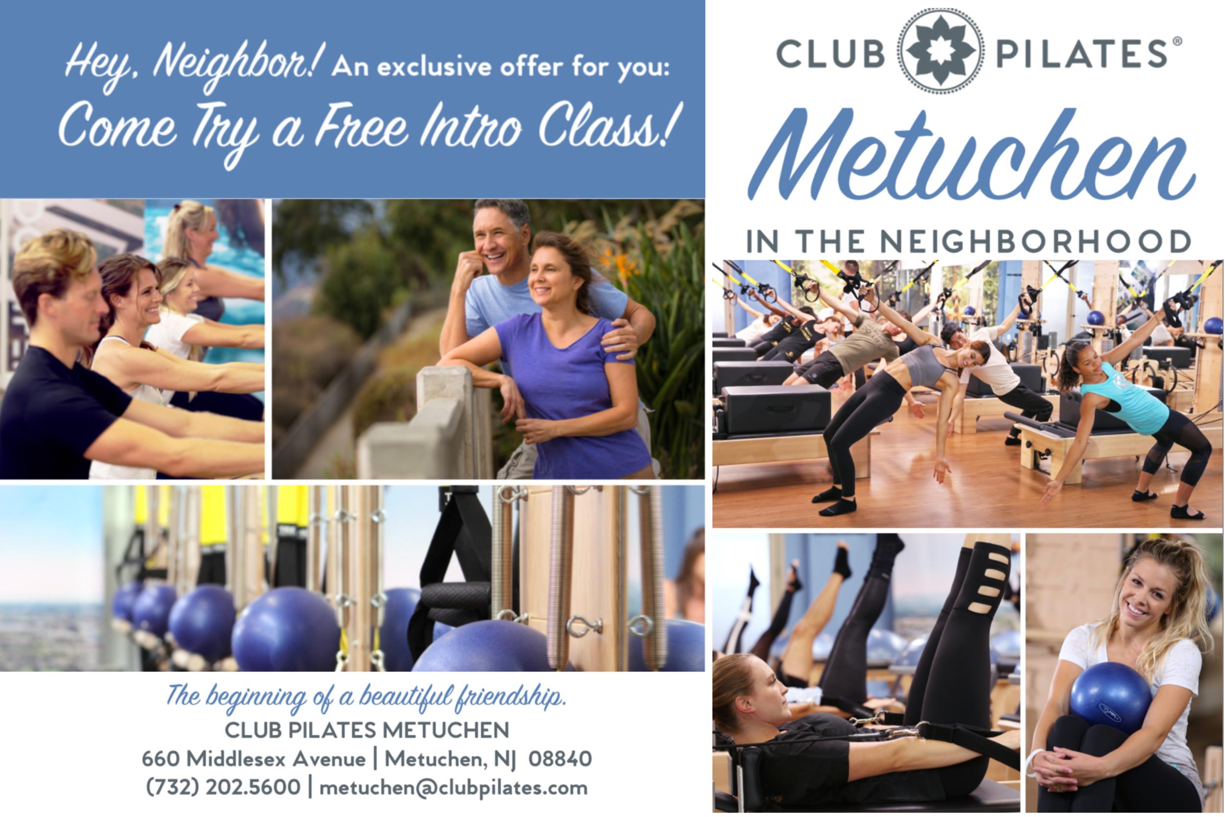 Club Pilates Metuchen