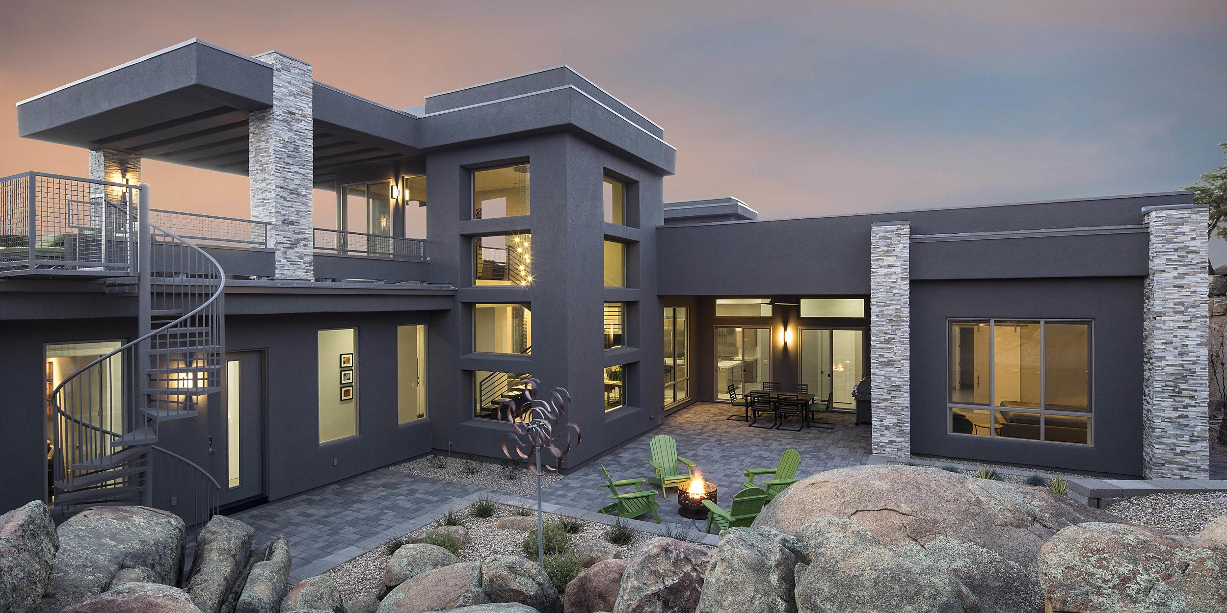 Beautiful Custom Modern Home