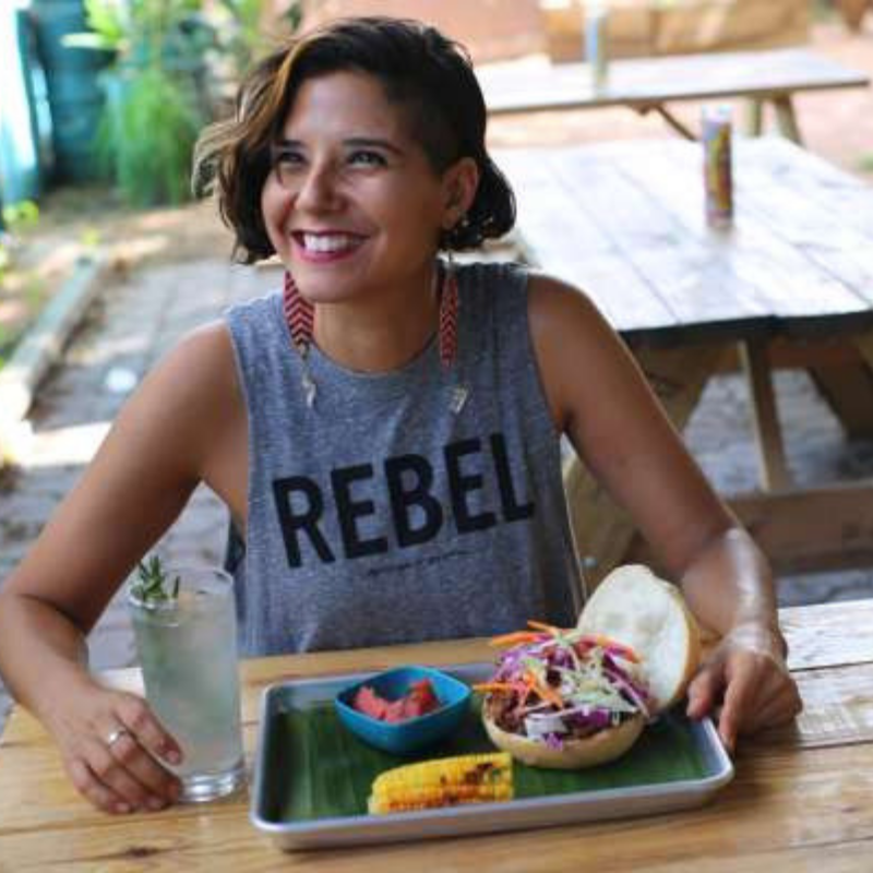 H+S Opening Keynote, Mindfulness Coach and Activism Panel Moderator -  Rebel Mariposa   Owner at  La Botanica SA   Rebel is wild and focused, a fierce combination that keeps her moving forward and blazing trails.