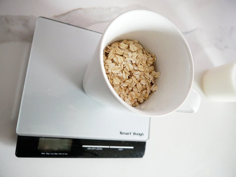 Flexible dieting involves using a food-scale most of the time. Eat what you want, when you want. No Guilt.