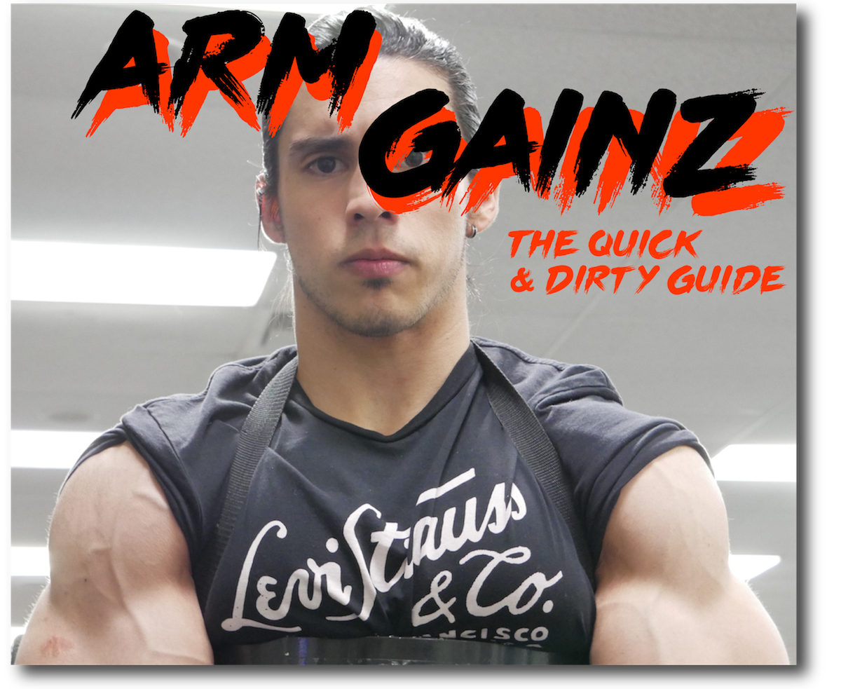 Get  Arm Gainz  now. Click   here