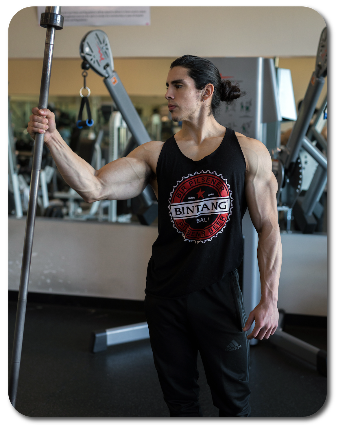 Dean Hartwig, certified pro natural bodybuilder, best-selling fitness author and YOUR coach for this challenge.