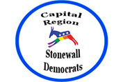 Capital Region Stonewall Democrats - The Capital Region Stonewall Democrats are a Political Action Committee, an organized group of lesbian, gay, bisexual, and transgender (LGBT) citizens and straight allies in Pennsylvania's Capital Region, including Harrisburg, Lancaster, York, and nearby communities.The mission of the Capital Region Stonewall Democrats is to advocate equal rights for all people, regardless of sexual orientation or gender identity.-Capital Region Stonewall Democrats