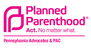 Planned Parenthood PA PAC - Through our work, we strive to attain the following goals:Achieve a level of support in Pennsylvania legislature and among state elected officials which will ensure access - both the right and funding - to sexuality education, family planning, and abortion services for women, men and teens.Elect those who see women as their own decision makers with respect to childbearing and sexual health.-PP PA PAC