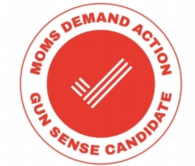 moms Demand Action for gun Sense in America - • Reducing and preventing gun violence is a public safety issue, not a political one. Over35,000 Americans are killed every year by gun violence and thousands more are injured.• Responsible gun owners know that supporting the Second Amendment goes hand inhand with common-sense solutions to reduce gun violence.• Doing more to keep guns out of the hands of felons, domestic abusers and people with dangerous histories, knowing that respecting rights and protecting people go hand-in-hand.• Common-sense public safety measures make our communities safer and save lives.CANDIDATE DISTINCTION- not official endorsement from Everytown.
