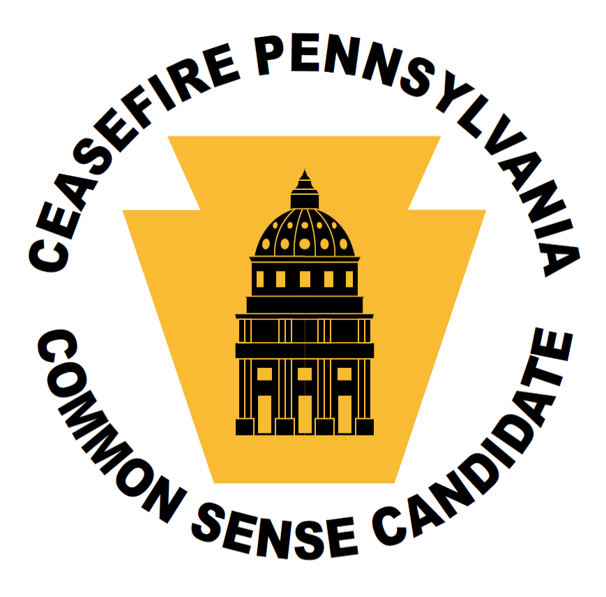 ceasefire pa common sense candidate distinction - After completing the CeaseFire Pennsylvania Candidate Questionnaire and for pledging to support critical gun violence prevention policies, Shanna Danielson has earned the designation of a CeaseFire Pennsylvania Commonsense Candidate.Note- this is NOT an endorsement from CeaseFire PA.