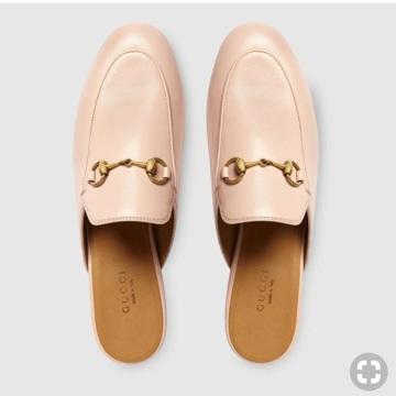 Gucci Princetown Loafers - If you are thinking of a luxury purchase and you want something high quality that will last years to come, grab a pair of these . This is my favorite shoe and for summer I really want the pale pink color.$695