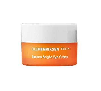 Ole Henriksen Banana Eye cream - I have been using this for a while now and my under eyes are brighter and smoother. I use this eye cream morning and night and I love how it feels, it is also a great base for your under eye make-up.