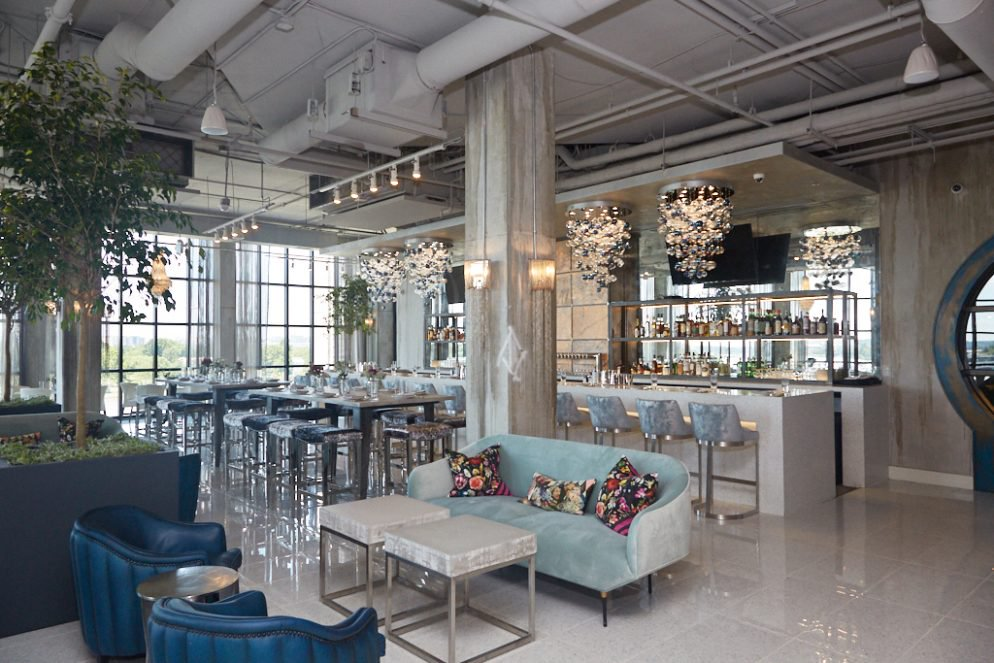 Lavie - A stunning restaurant also located in the Wharf , they have happy hour specials from 4-7 daily but I recommend La Vie as the perfect date night location, providing gorgeous views and delicious food!