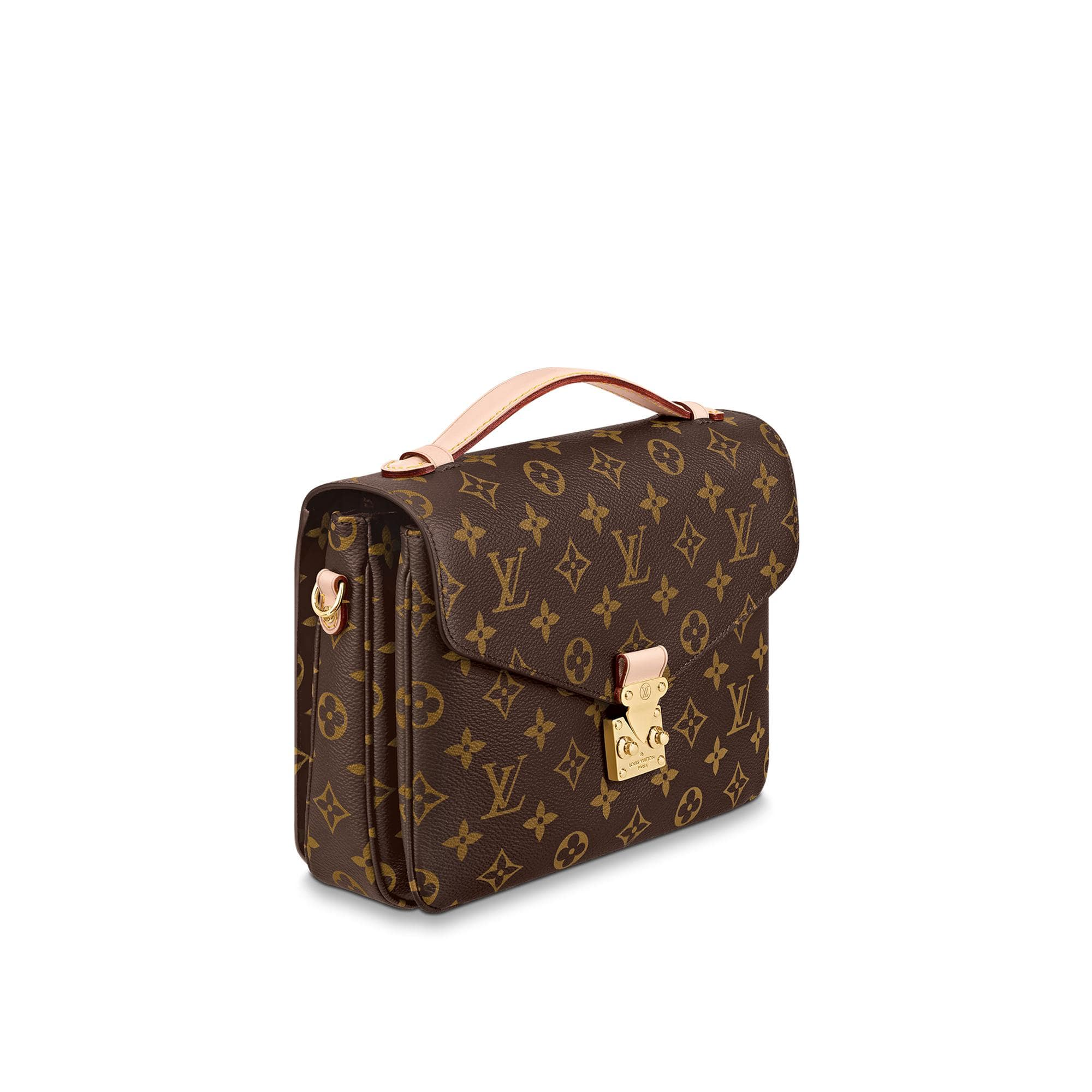 louis vuitton pochette metis - This style is a fairly new classic for LV but I included it because of the classic design and versatility. The pattern of top handle and cross-body strap continues and gives this bag the functionality win over other LV bags. The monogram print will ensure it never dates but you can also get this style in various color options. Retail $1,830