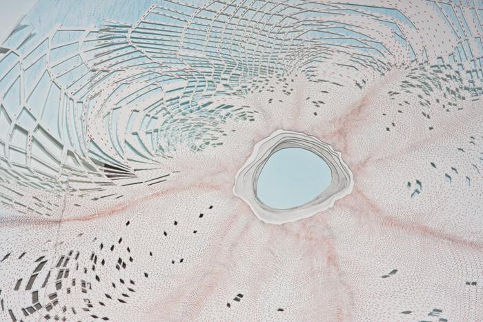 Blue Pool (detail)