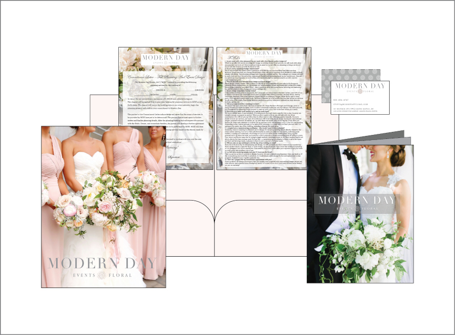 luxury wedding client lead process