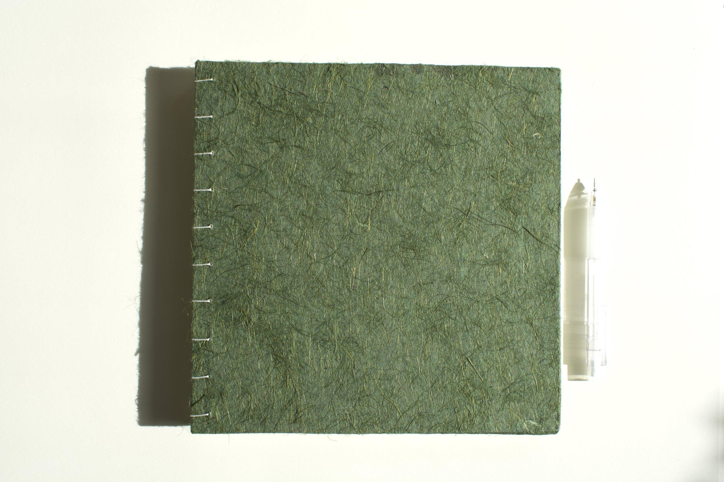 Green Guestbook