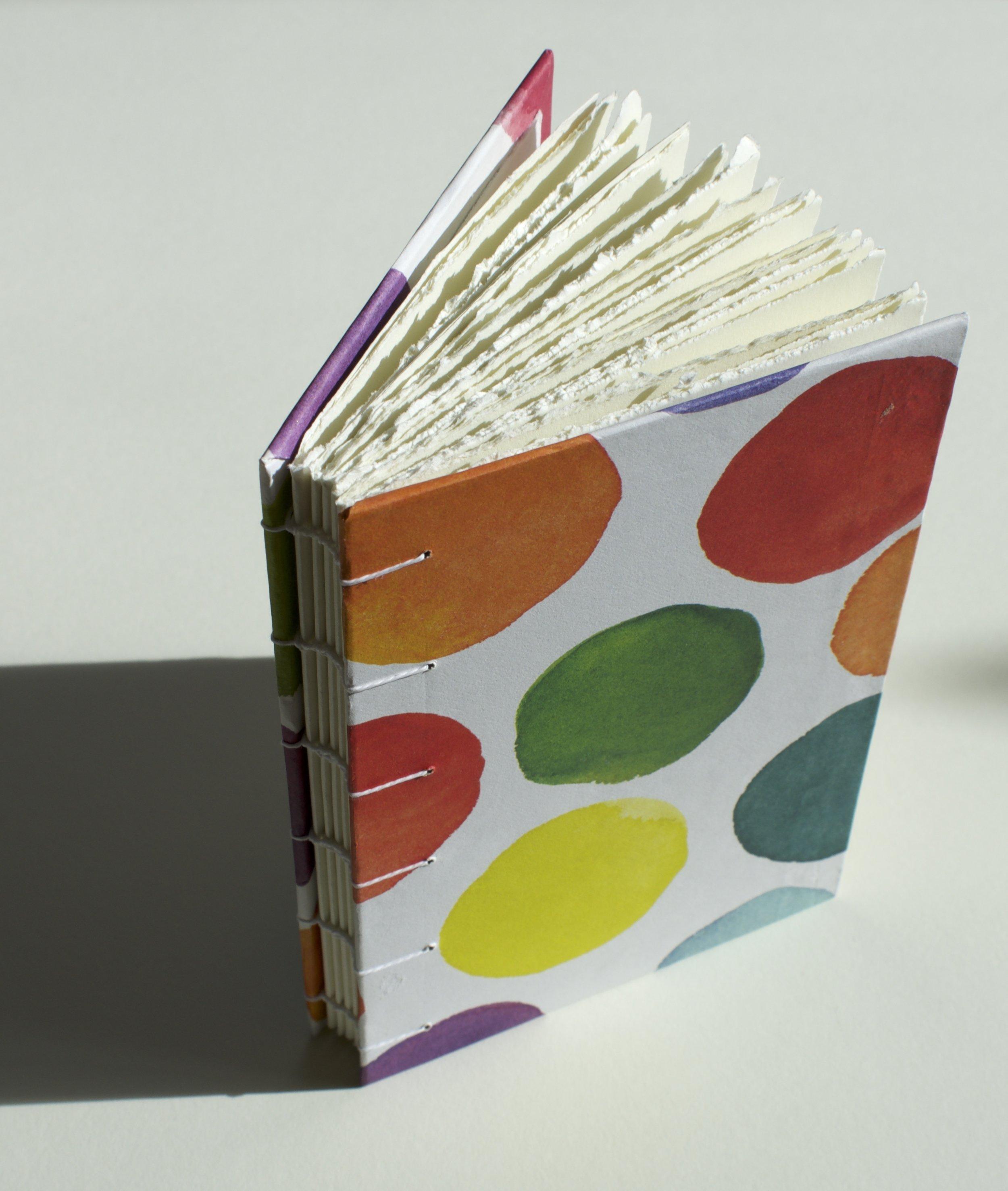 Rainbow Polka Dot Book