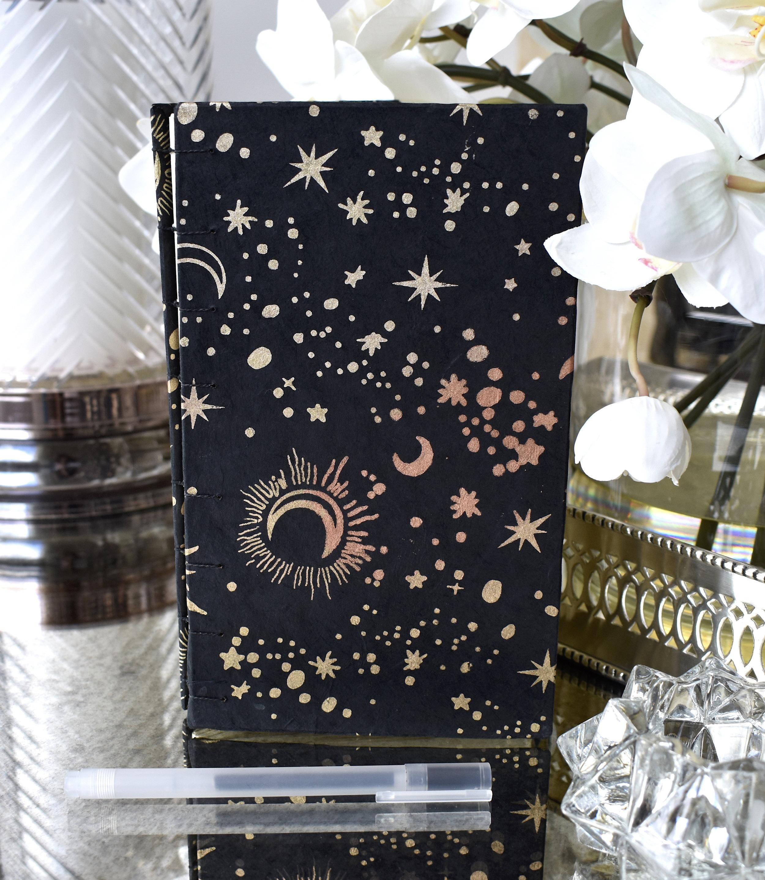 """Galaxy book"" 2019  8.5x5 inches"