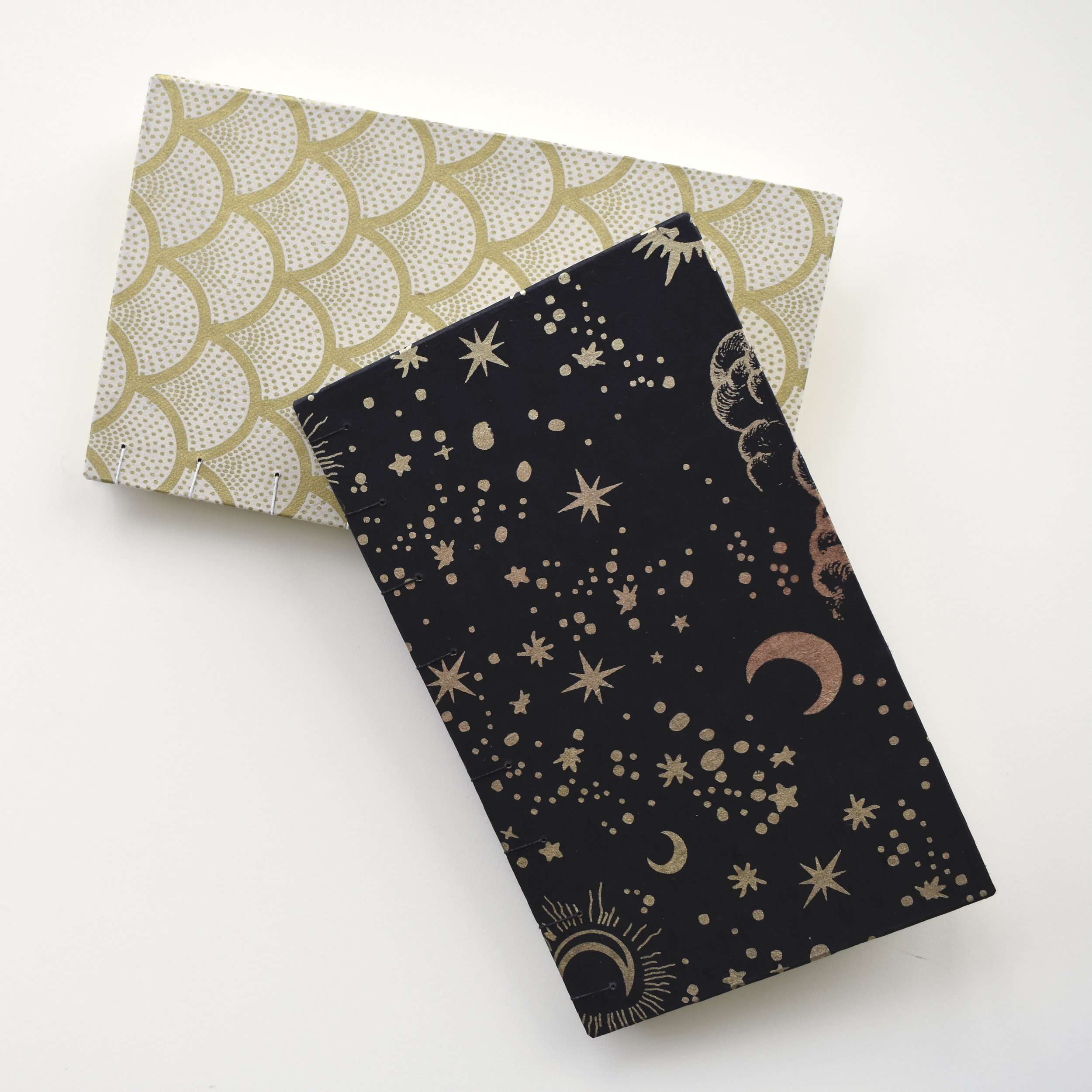 gold foil sketch books.JPG