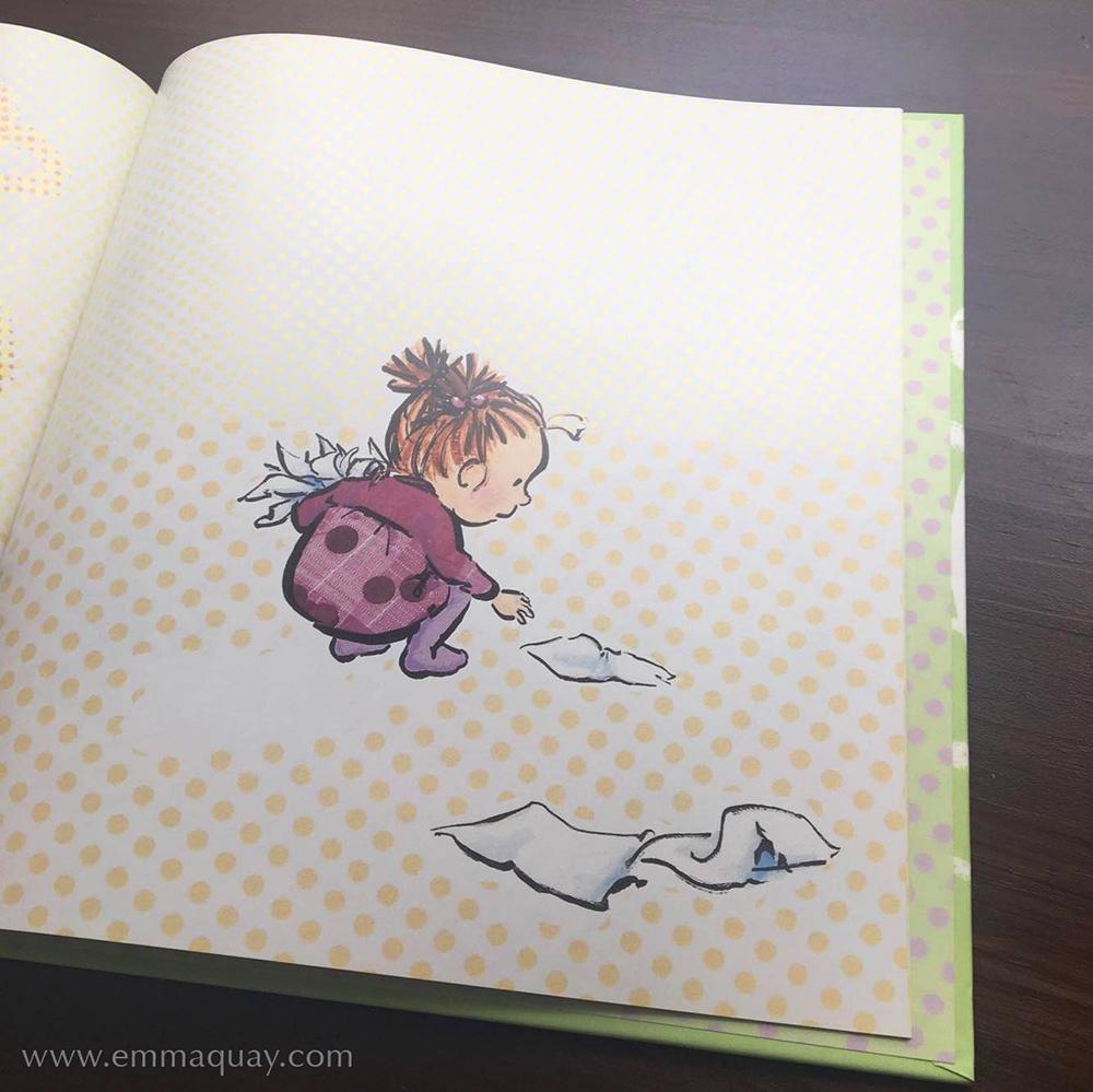Illustration by Emma Quay from SHRIEKING VIOLET (ABC Books) • http://www.emmaquay.com