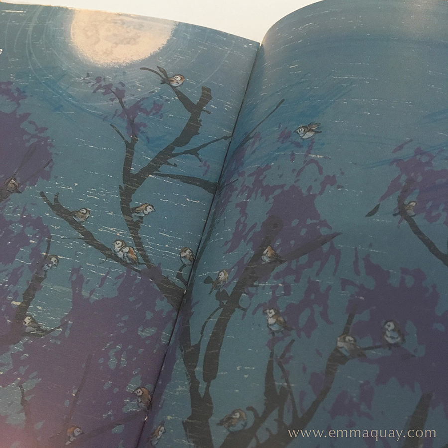 Illustrationby Emma Quay fromNOT A CLOUD IN THE SKY(ABC Books)• http://www.emmaquay.com
