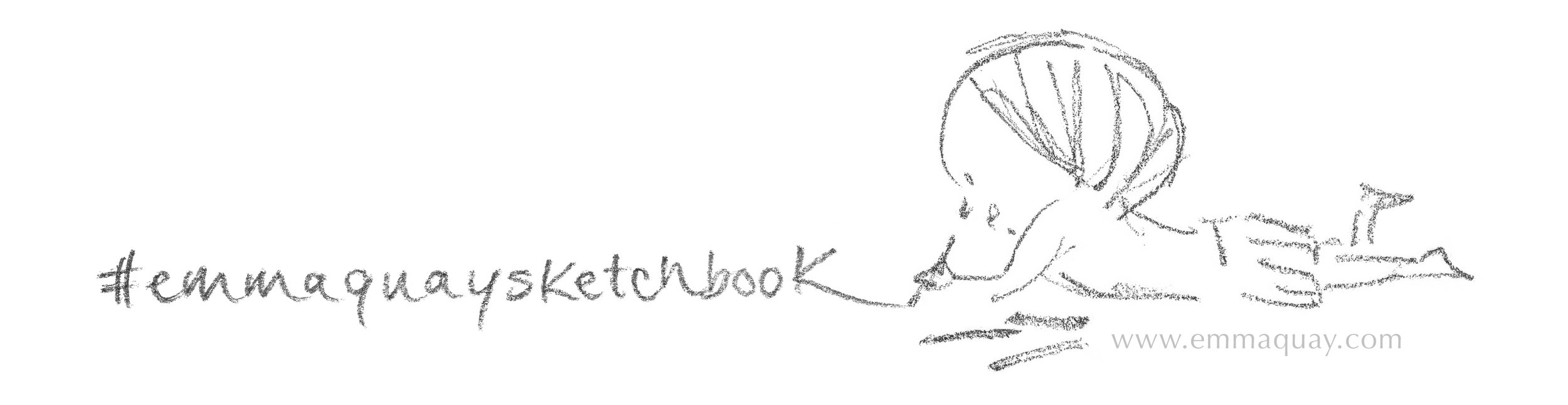 My Sketchbook — Emma Quay, illustrator #emmaquaysketchbook - www.emmaquay.com