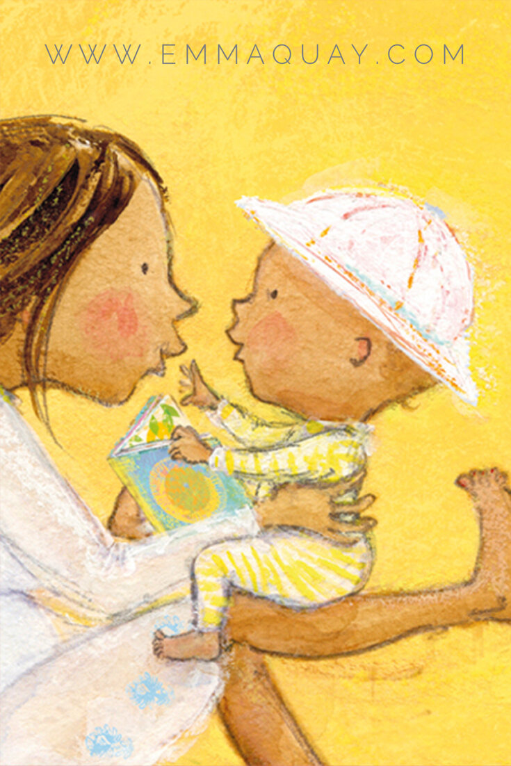 MY SUNBEAM BABY by Emma Quay (ABC Books)