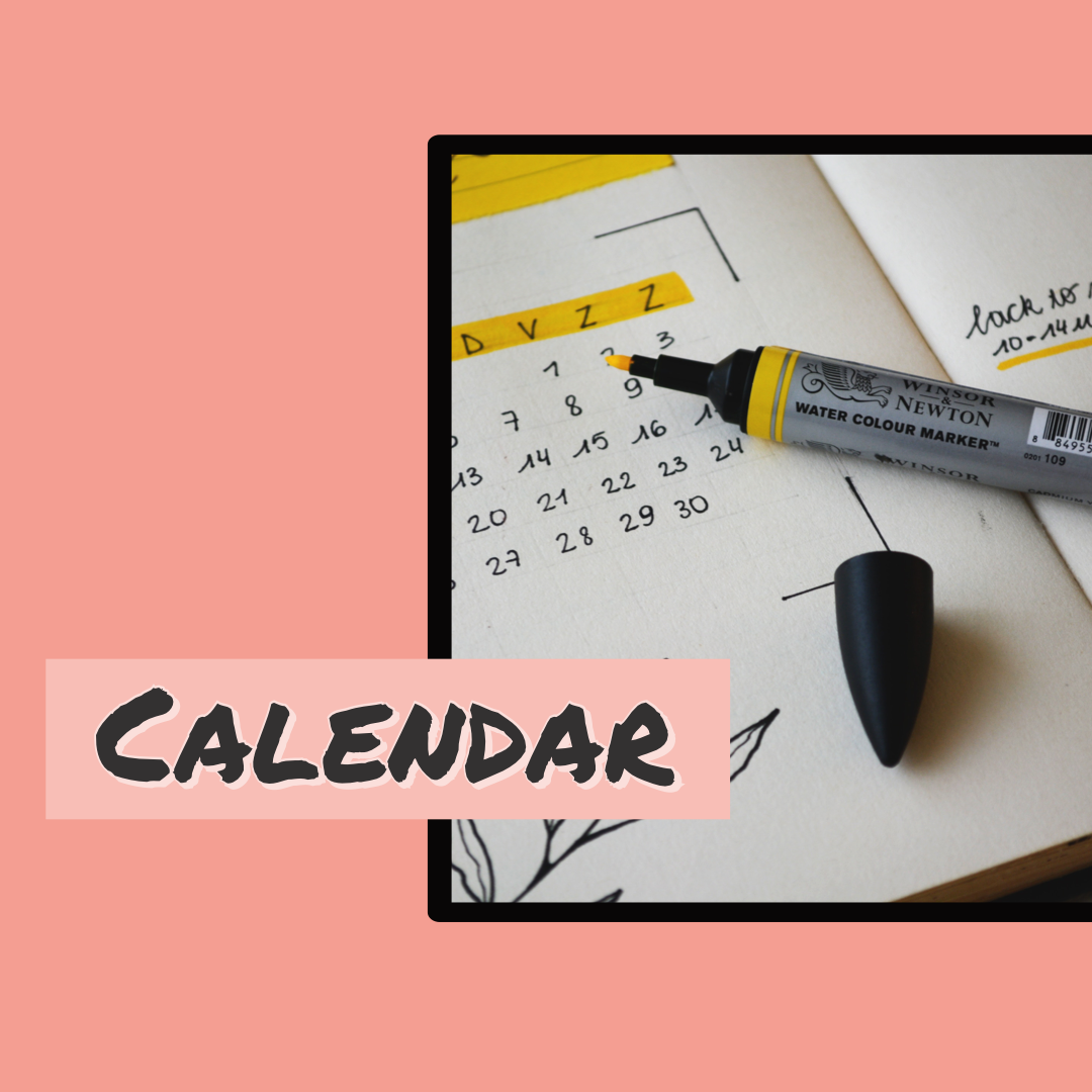 - Here's where you find out the annual schedule so you can plan your membership.