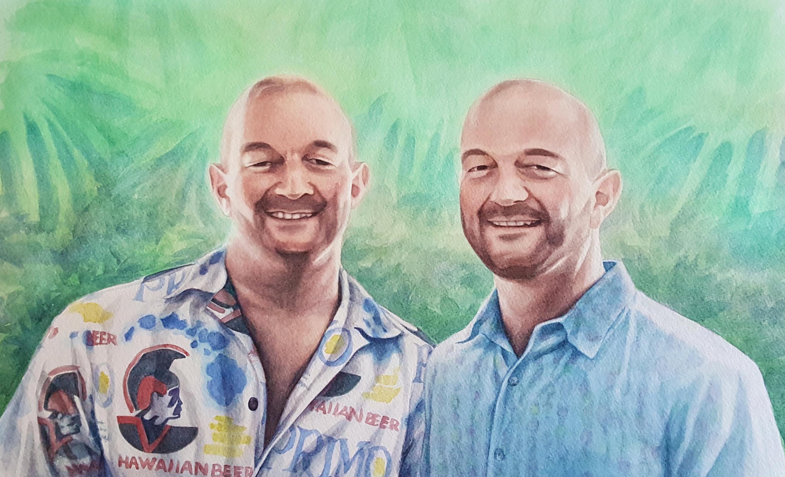 Copy of Randy & Kelly (Blue)