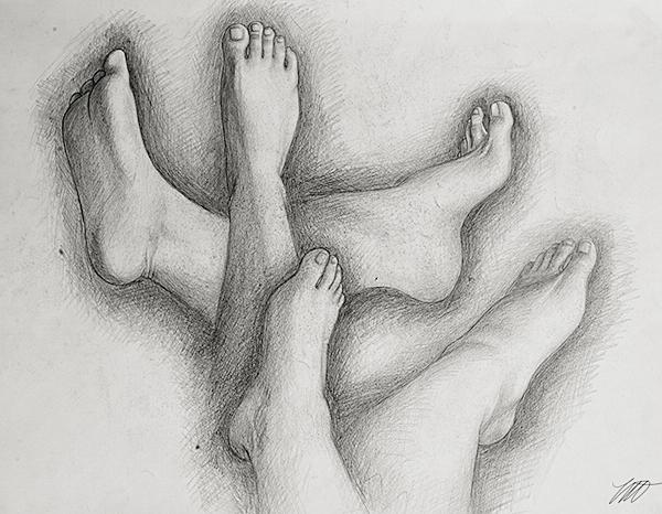 Copy of Foot Study