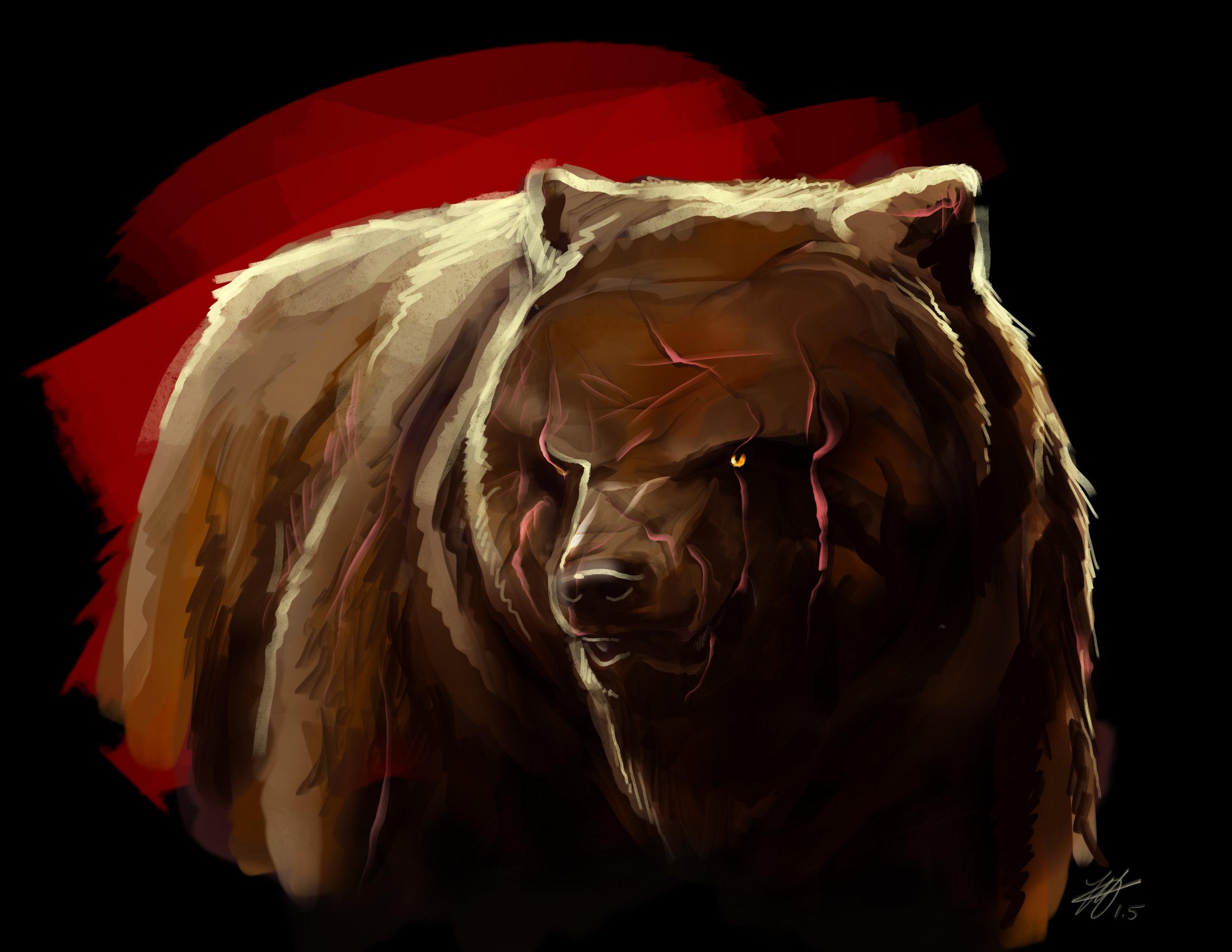 WAR BEAR (90 mins)