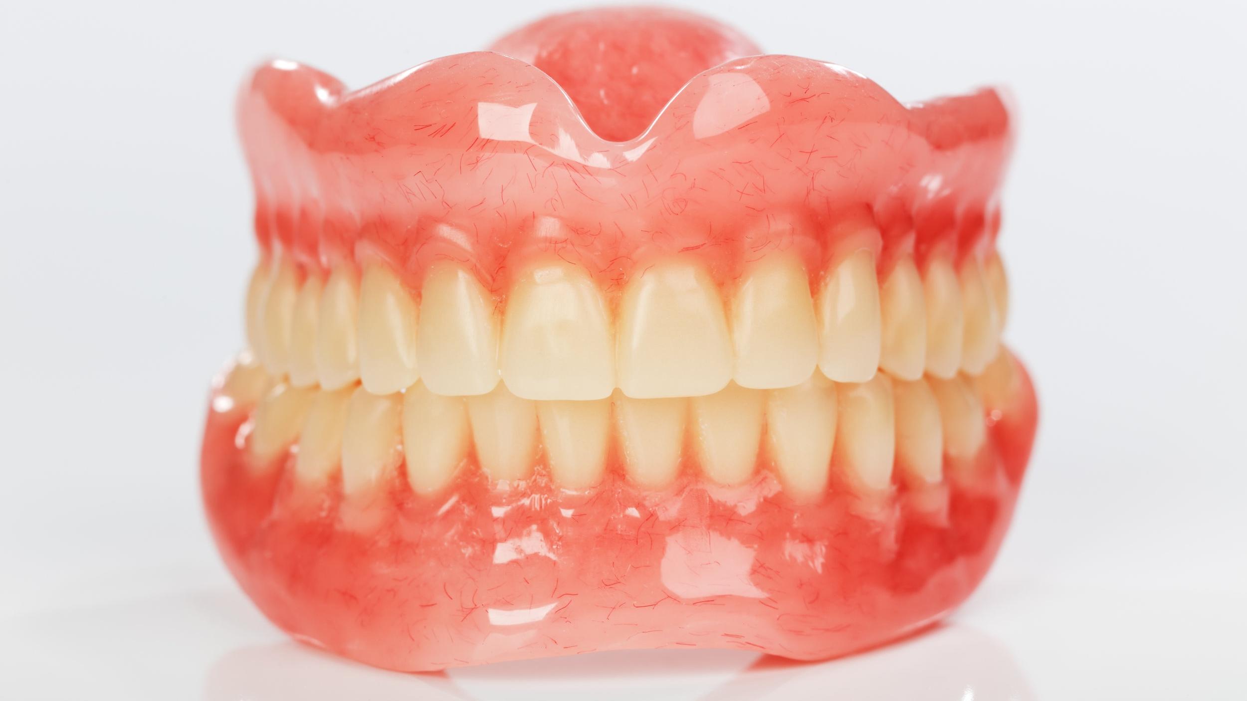 Dentures -