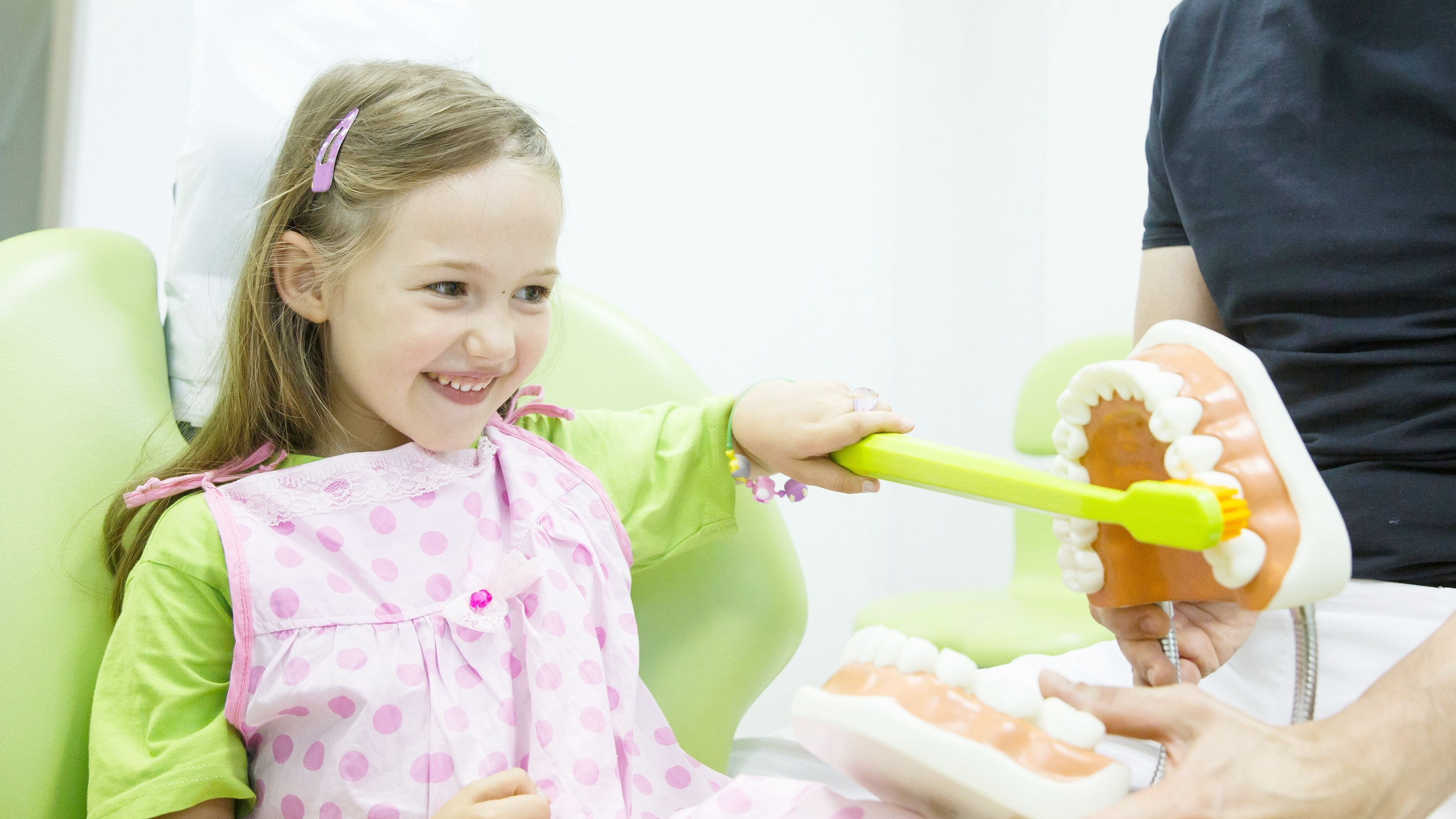 Children's Dentistry - New Families and Growing Children