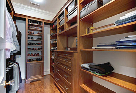 Closets - View Gallery