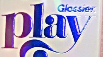 Glossier Play -