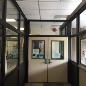 Secure Doors, Glass & Panels