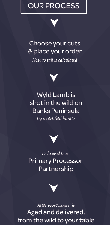 Wyld Lamb Process