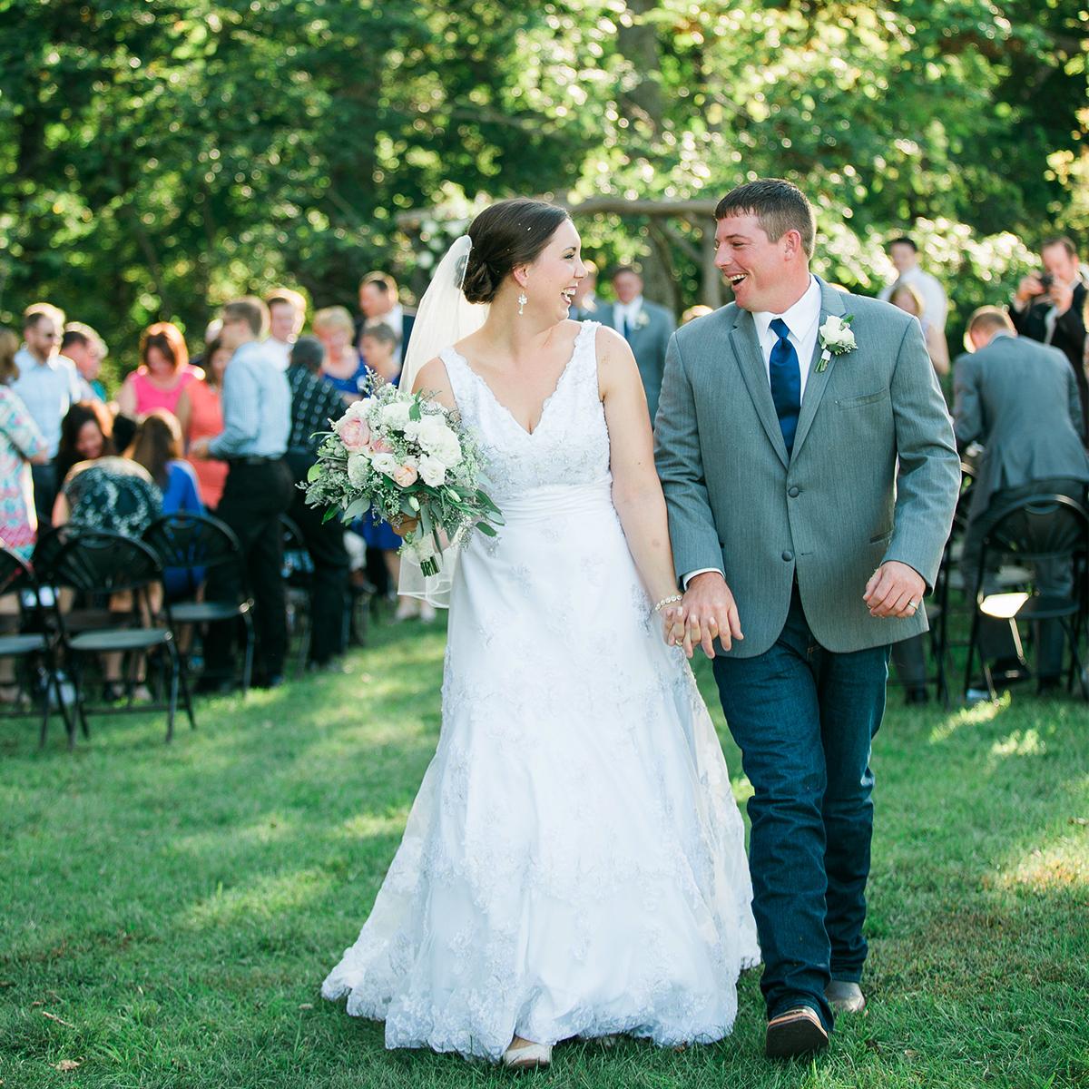 Manhattan Kansas Wedding