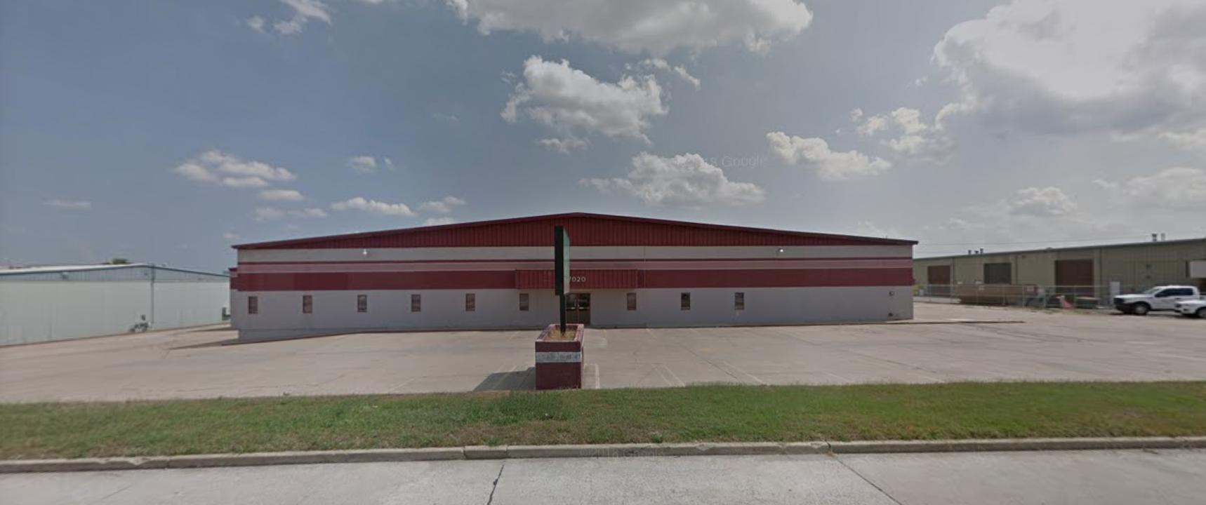 AIM High Academy's new home at Tulsa World of Gymnastics