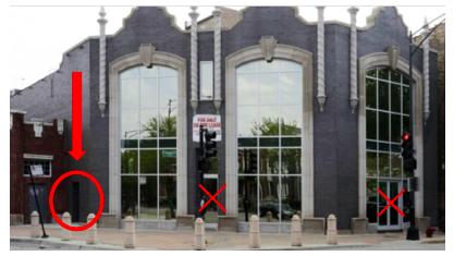 PXM Entrance