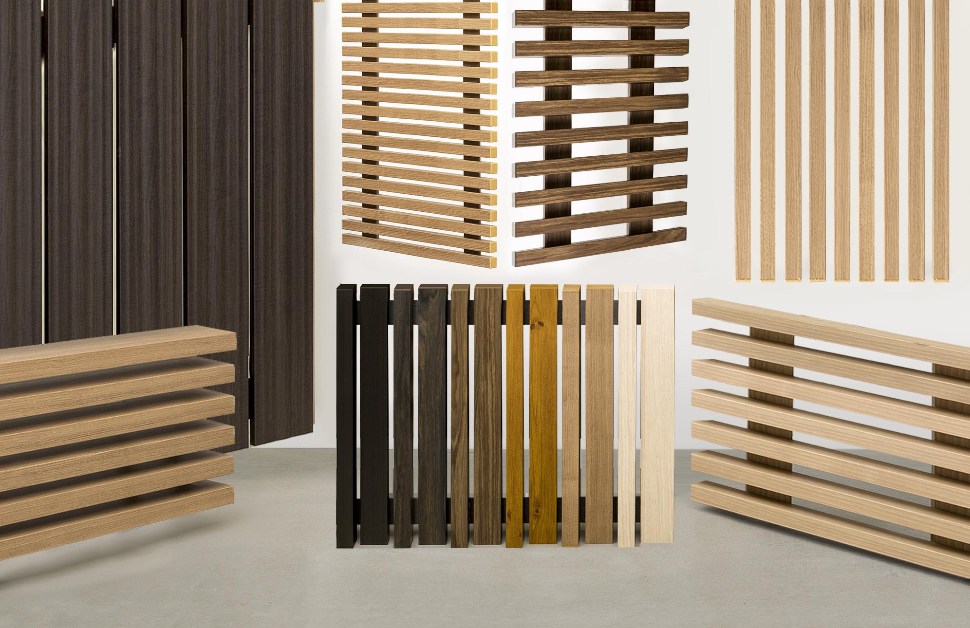 Ever Art Wood Look Aluminium Batten Cladding   Covet