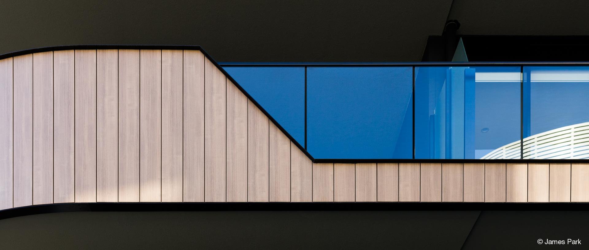 Timber Look Express Panel Cladding