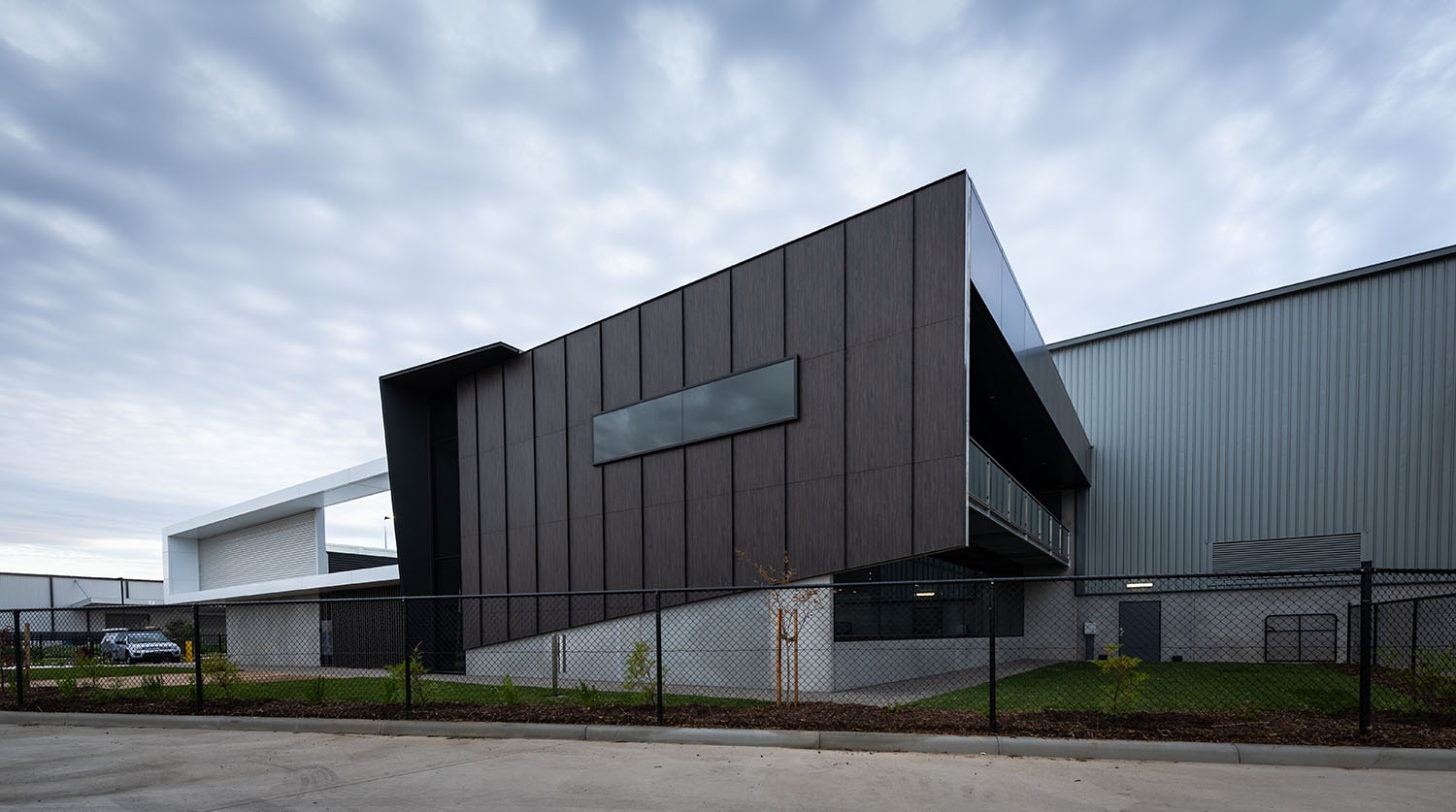 Industrial Office and Warehouse - Truganina VIC