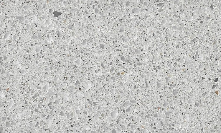 Ivory 3mm Super Off White Marble