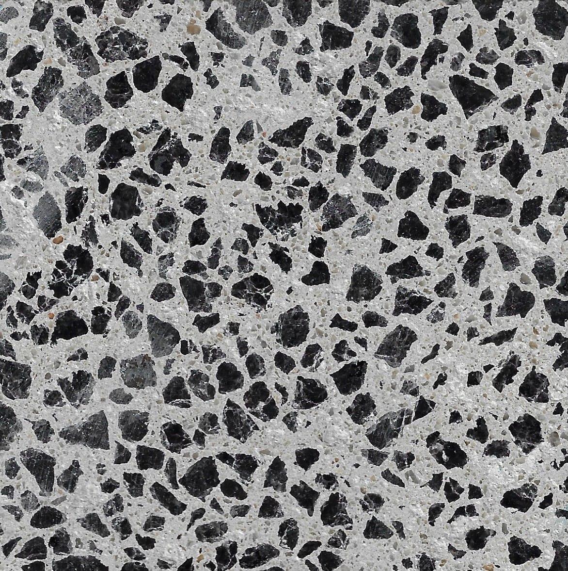 Alabaster 6mm Black Granite