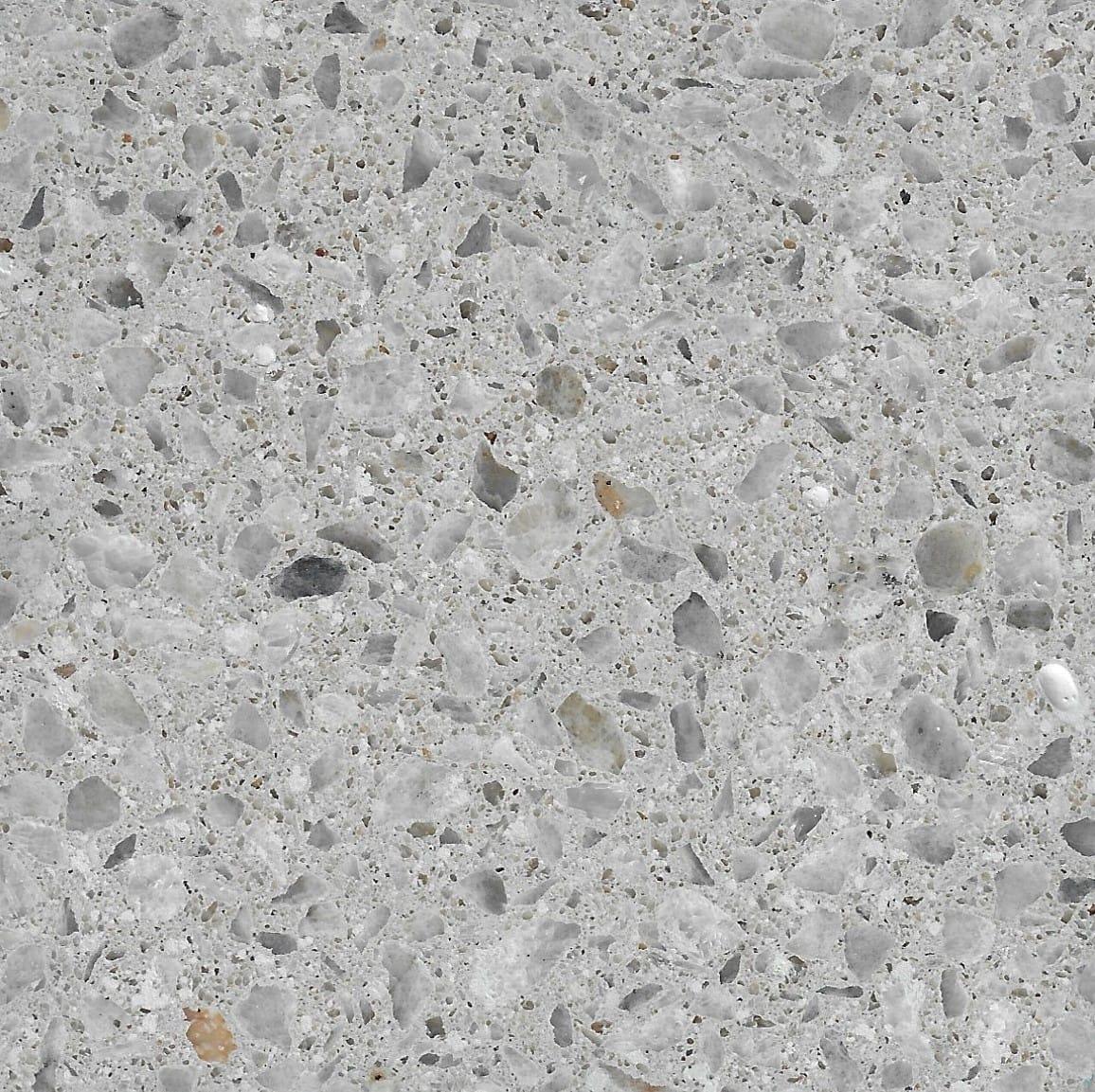 Alabaster 6mm Koonunga Hill Dove Marble & Super Off White Marble