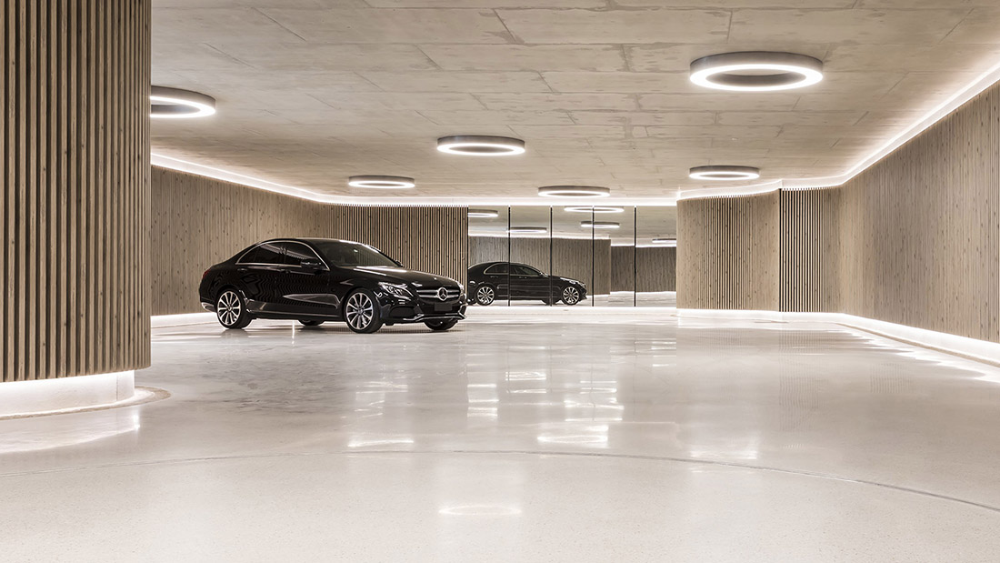 Private Residence Garage - Sydney NSW