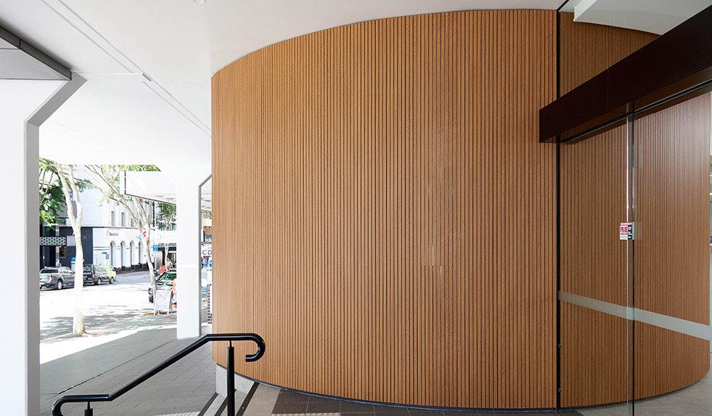 410 Queen Street, Brisbane - Commercial Lobby