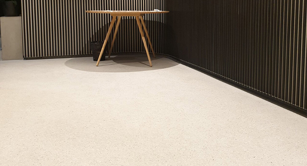 Polished Concrete Overlay Covet