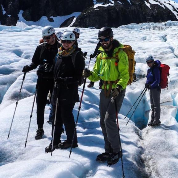 P: Exit Glacier Guides