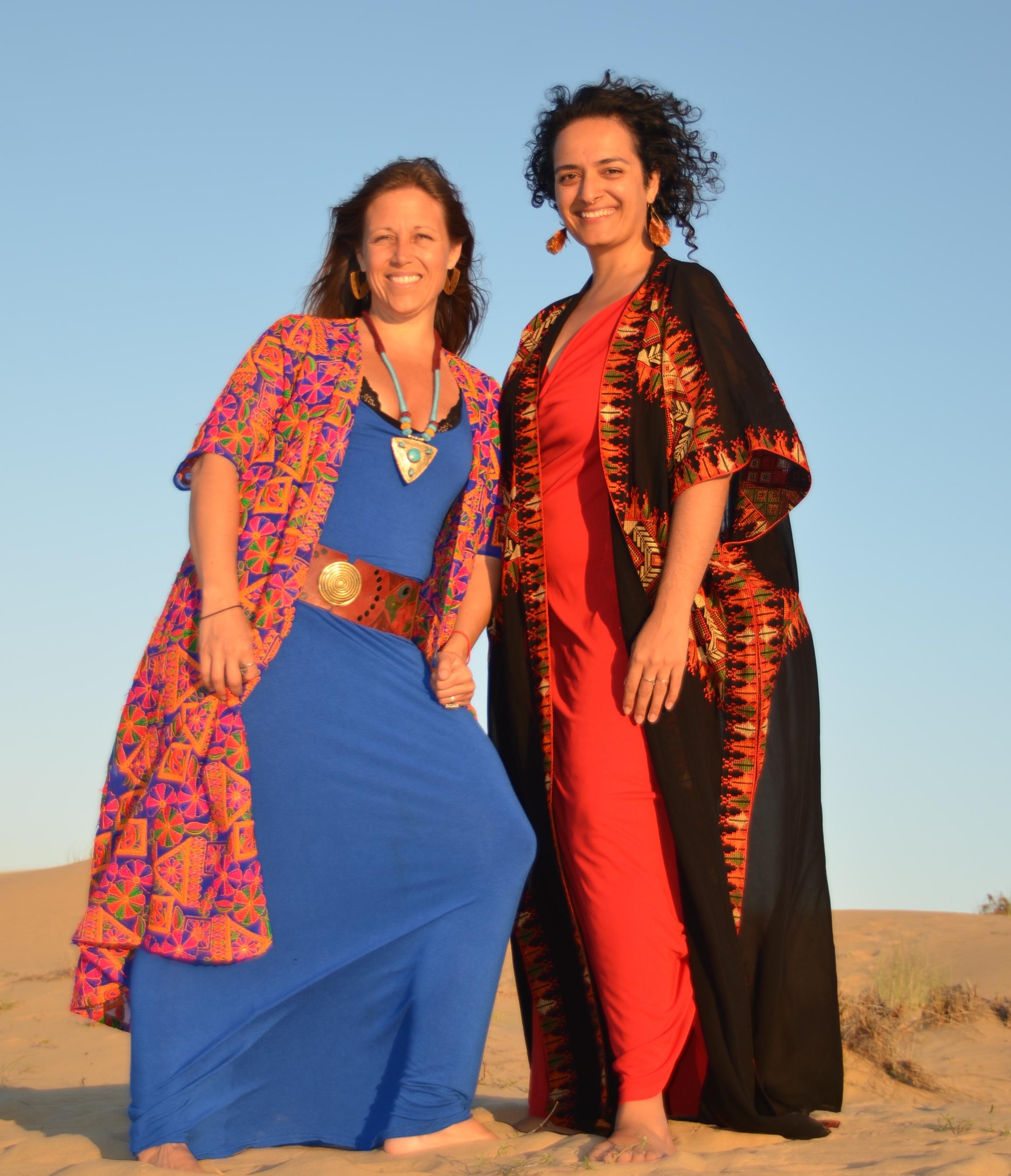 Jamie Festa & Deena Dadachanji -