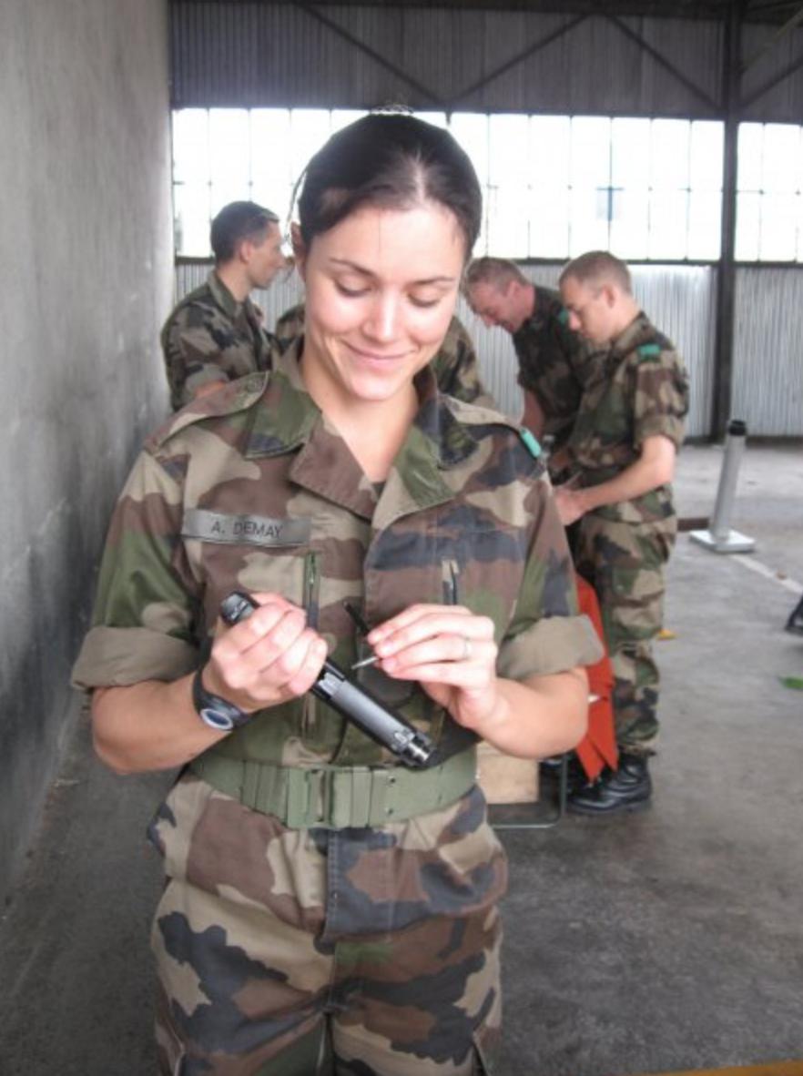 Military police school